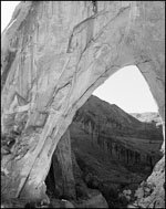 Broken Bow Arch, Glen Canyon National Recreation Area, Utah