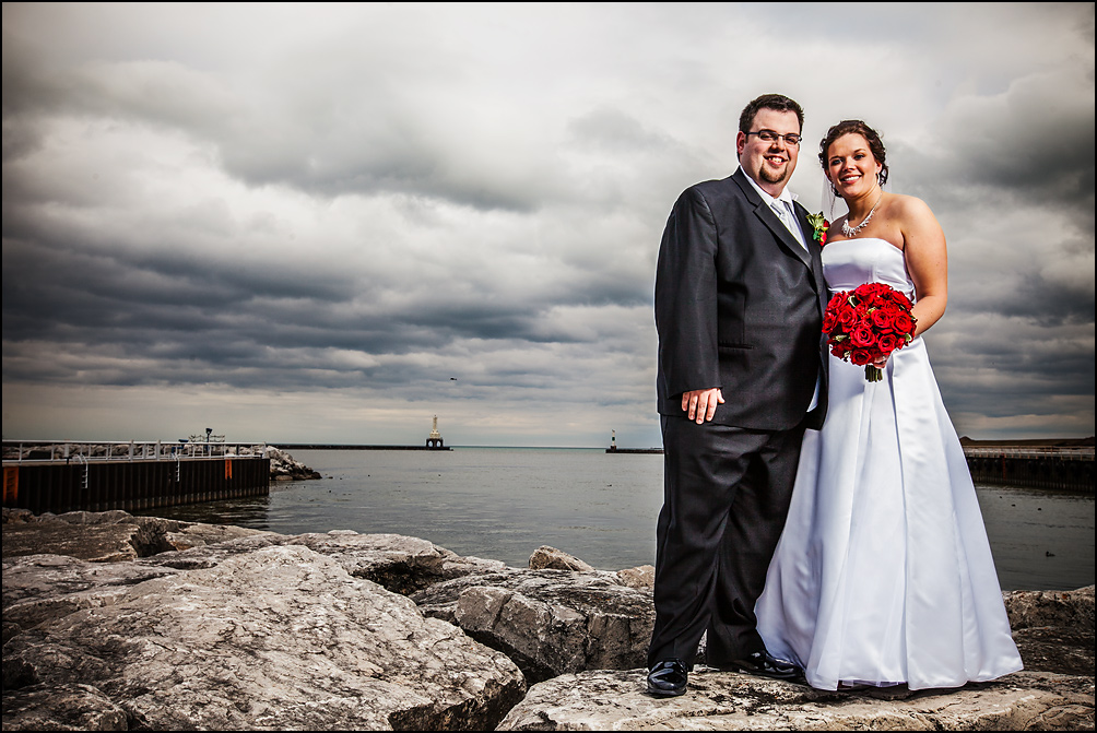 Cedarburg and Port Washington Wedding Photography