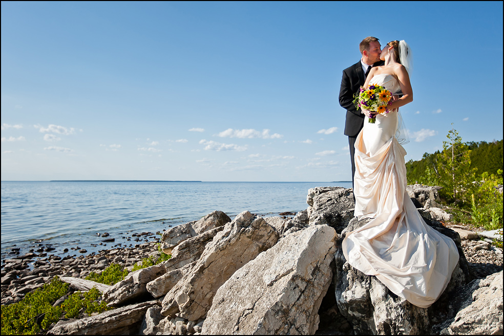 Door County Wedding Photography